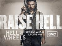 Hell on Wheels wallpaper 1