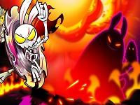 Hell Yeah! Wrath of the Dead Rabbit wallpaper 1