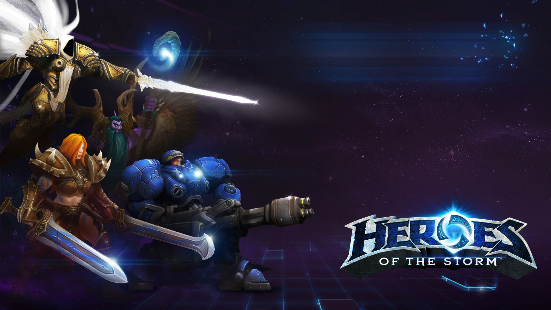 Heroes of the Storm wallpaper 11
