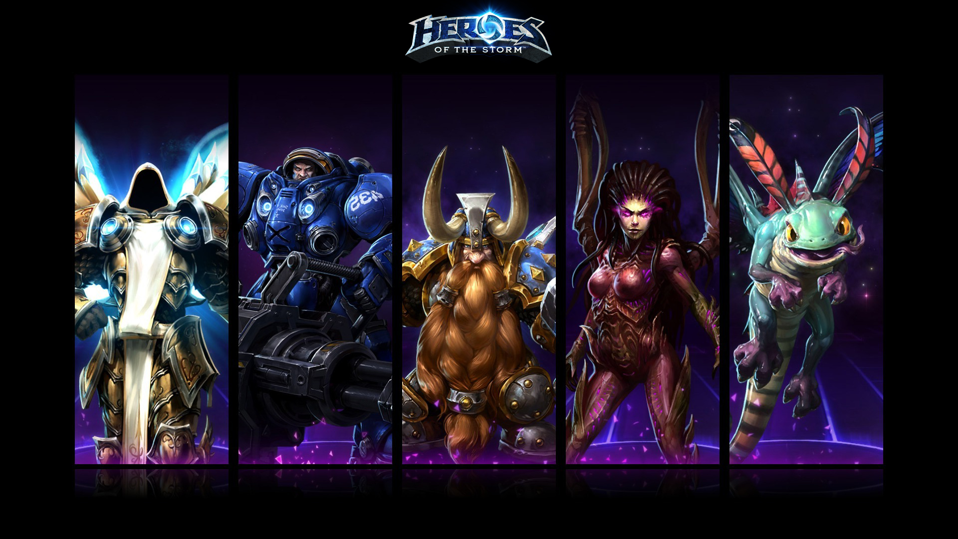 Heroes of the Storm wallpaper 9
