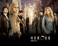 Heroes wallpaper 13