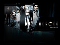 Heroes wallpaper 19