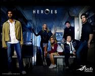 Heroes wallpaper 21
