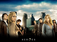 Heroes wallpaper 23
