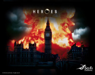 Heroes wallpaper 24
