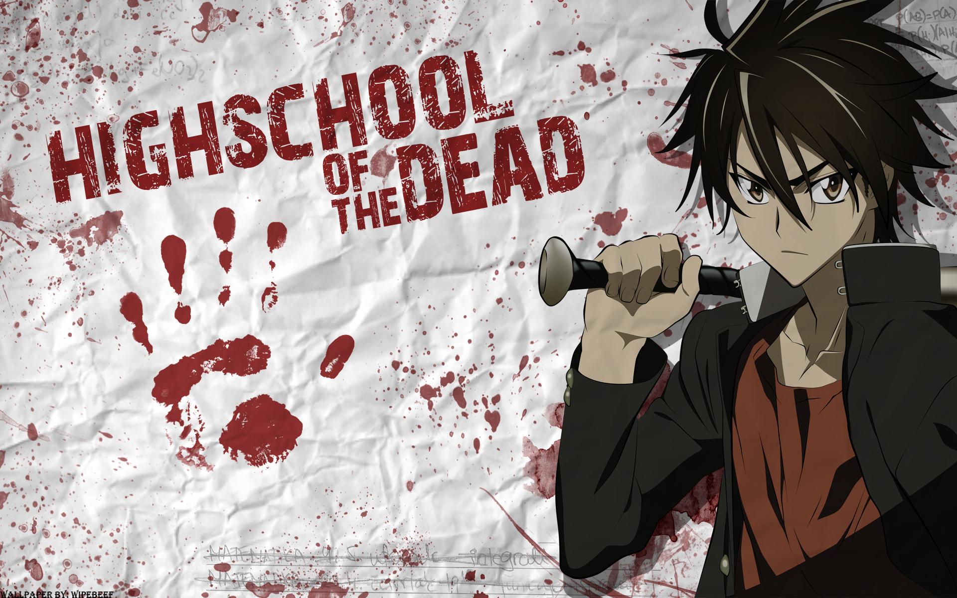 High School of the Dead wallpaper 7