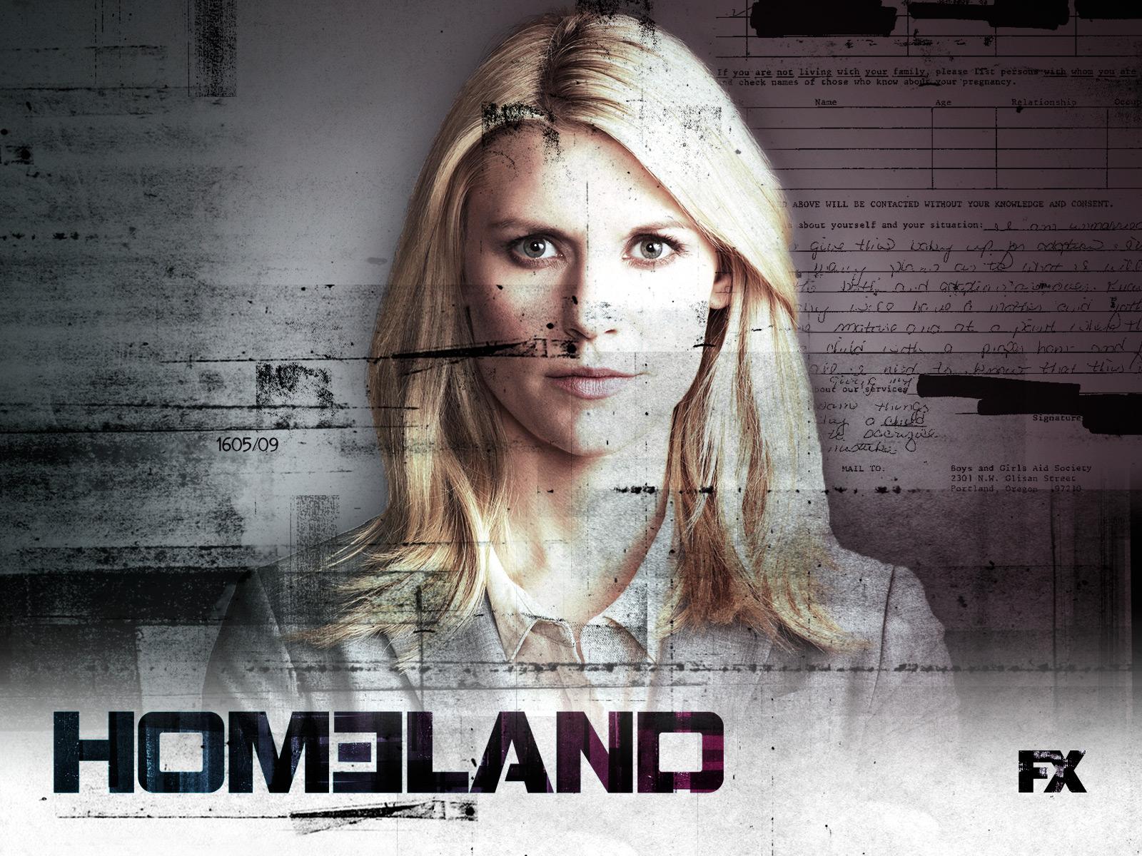 Homeland wallpaper 6