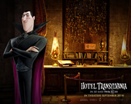 Hotel Transylvania wallpaper 2