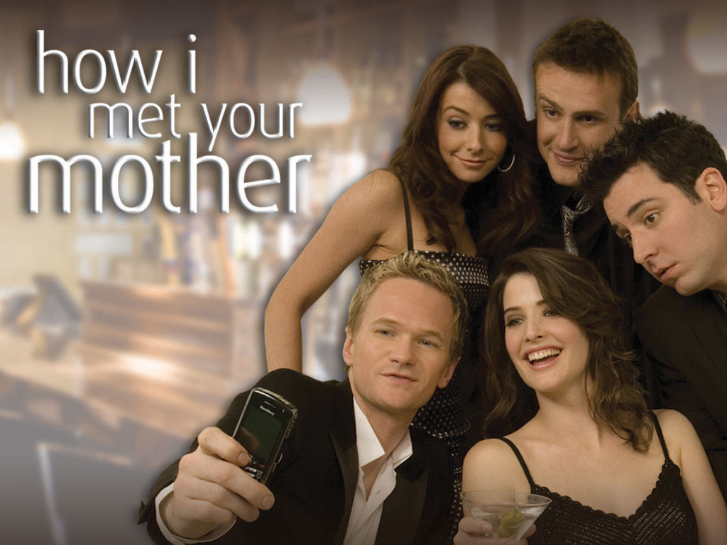 How I Met Your Mother wallpaper 1
