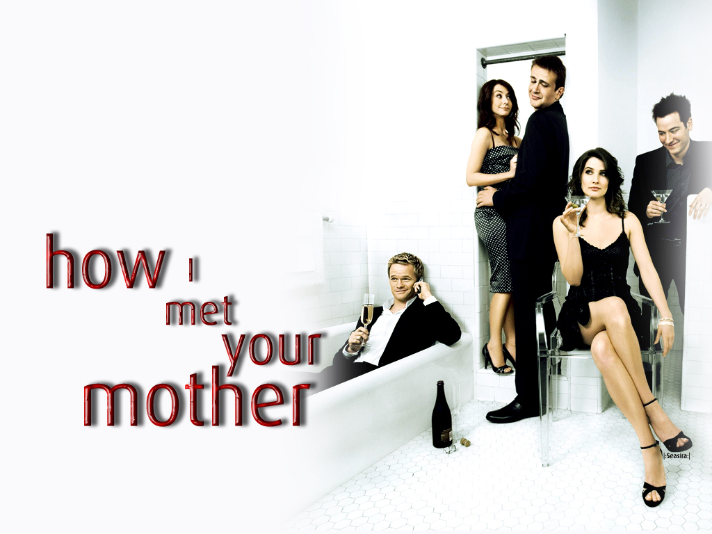 How I Met Your Mother wallpaper 2