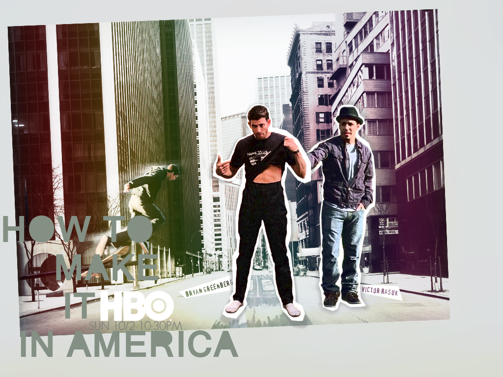 How To Make It In America wallpaper 2