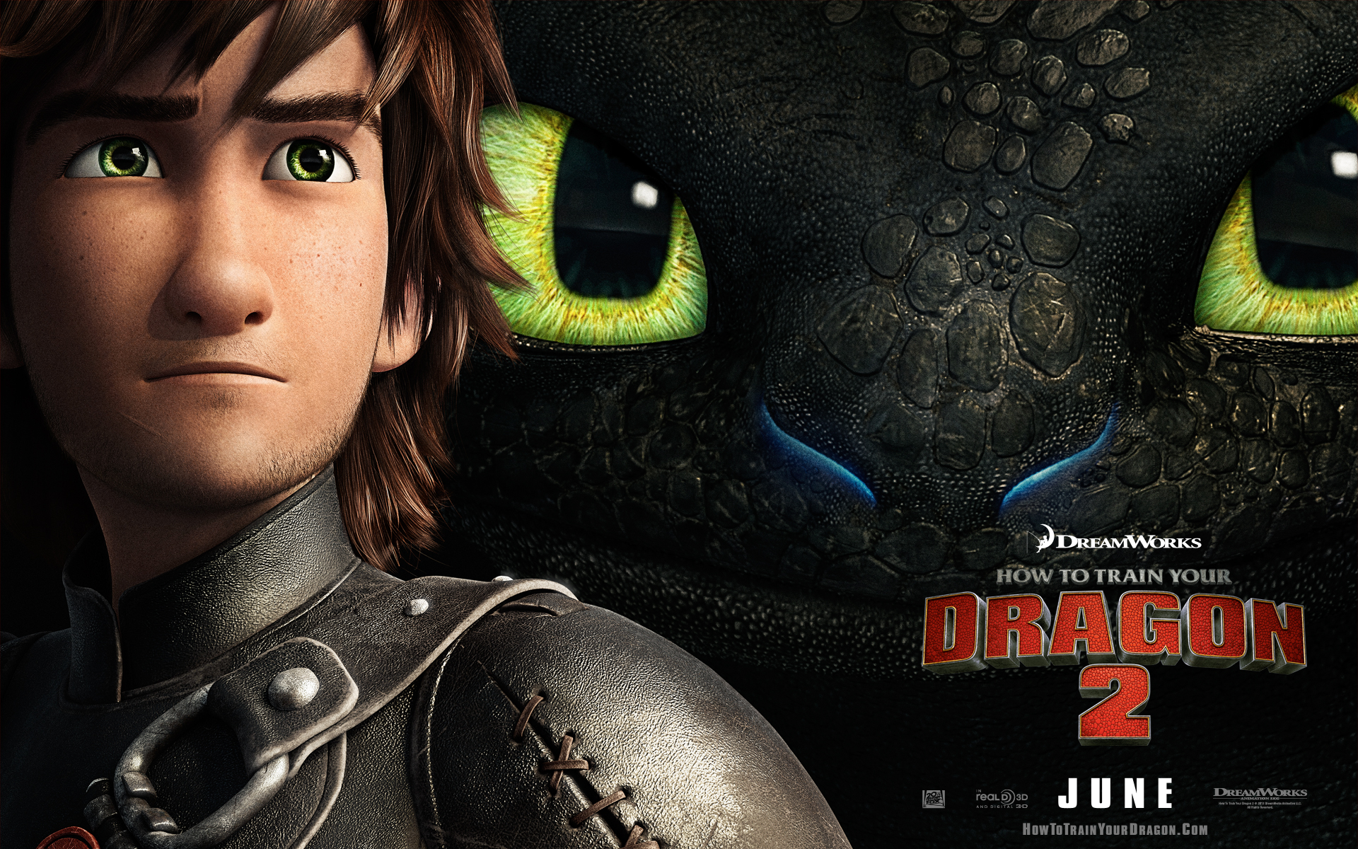 How to Train Your Dragon 2 wallpaper 1