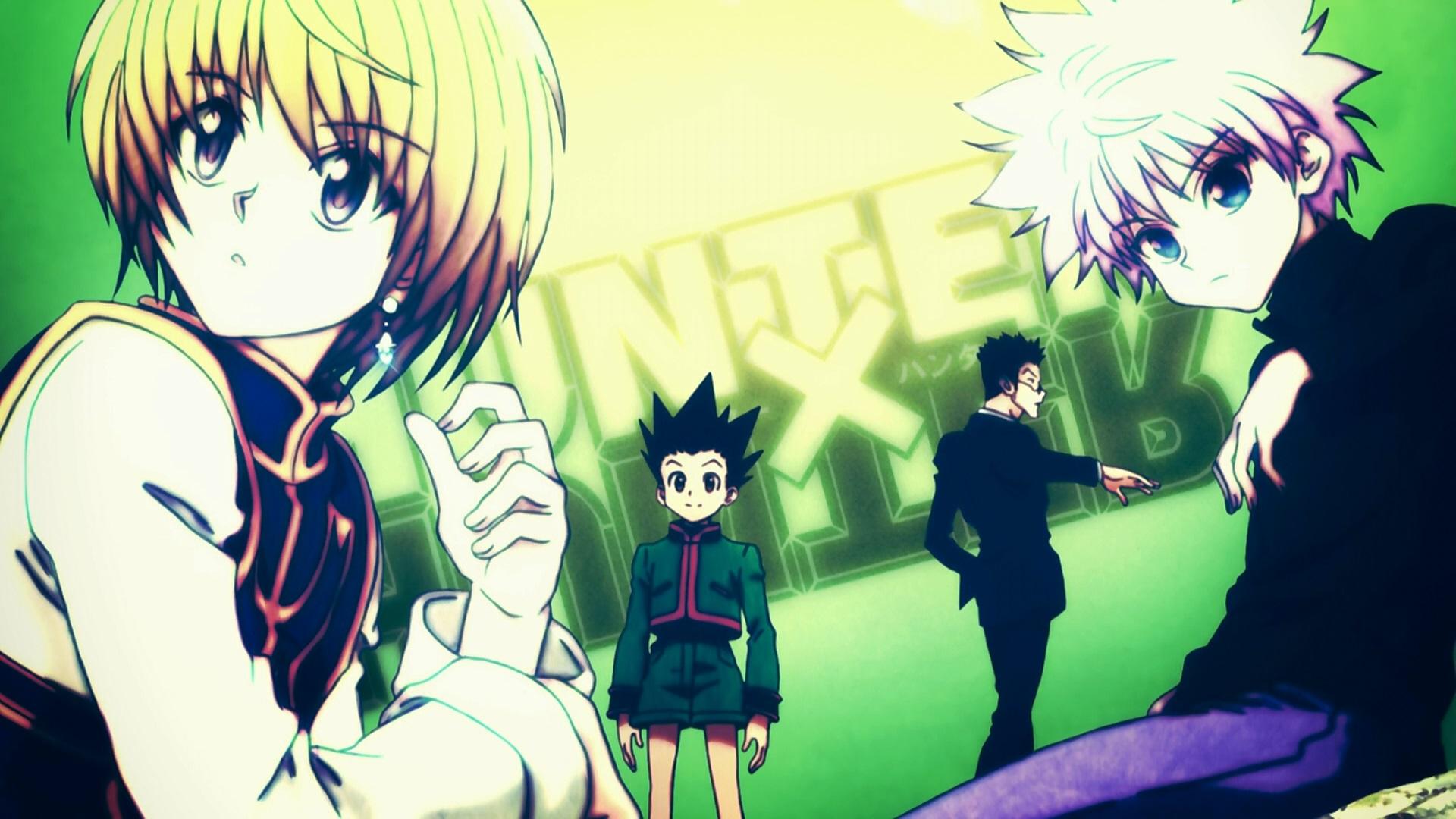 pics photos hunter x hunter wallpaper anime wallpaper