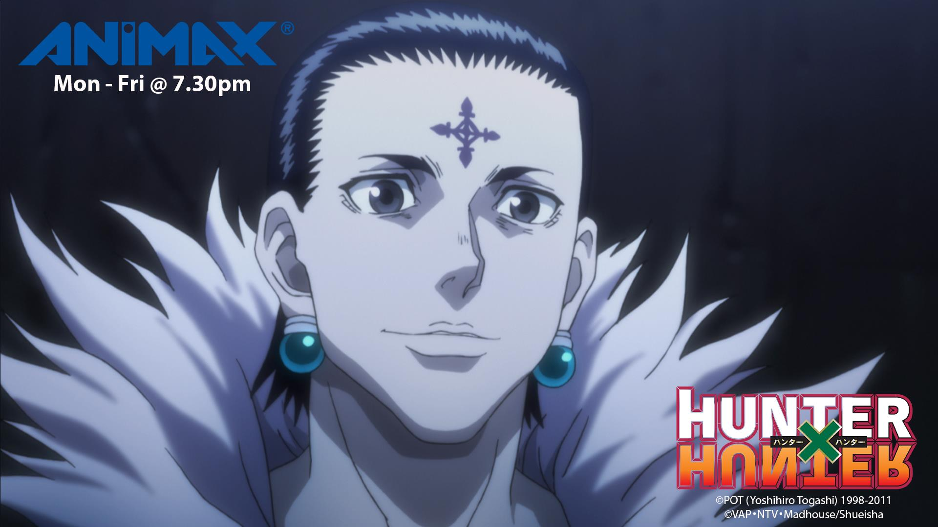 Hunter X Hunter Wallpaper 5 Wallpapersbq