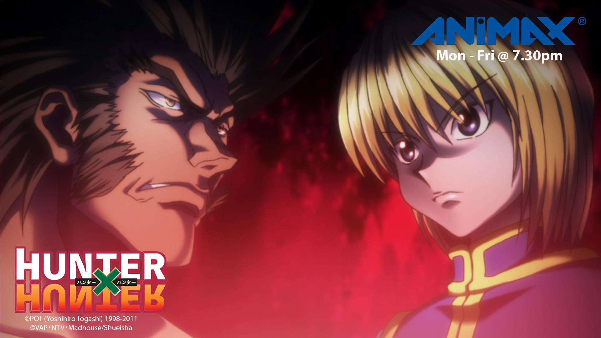Hunter X Hunter Wallpaper 7 Wallpapersbq