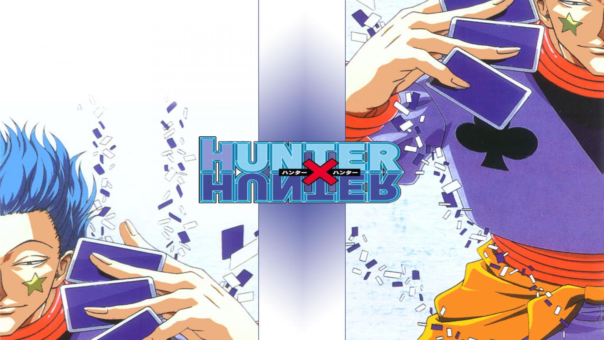 Hunter X Hunter wallpaper 8