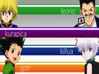 Hunter x Hunter Wallpaper 9