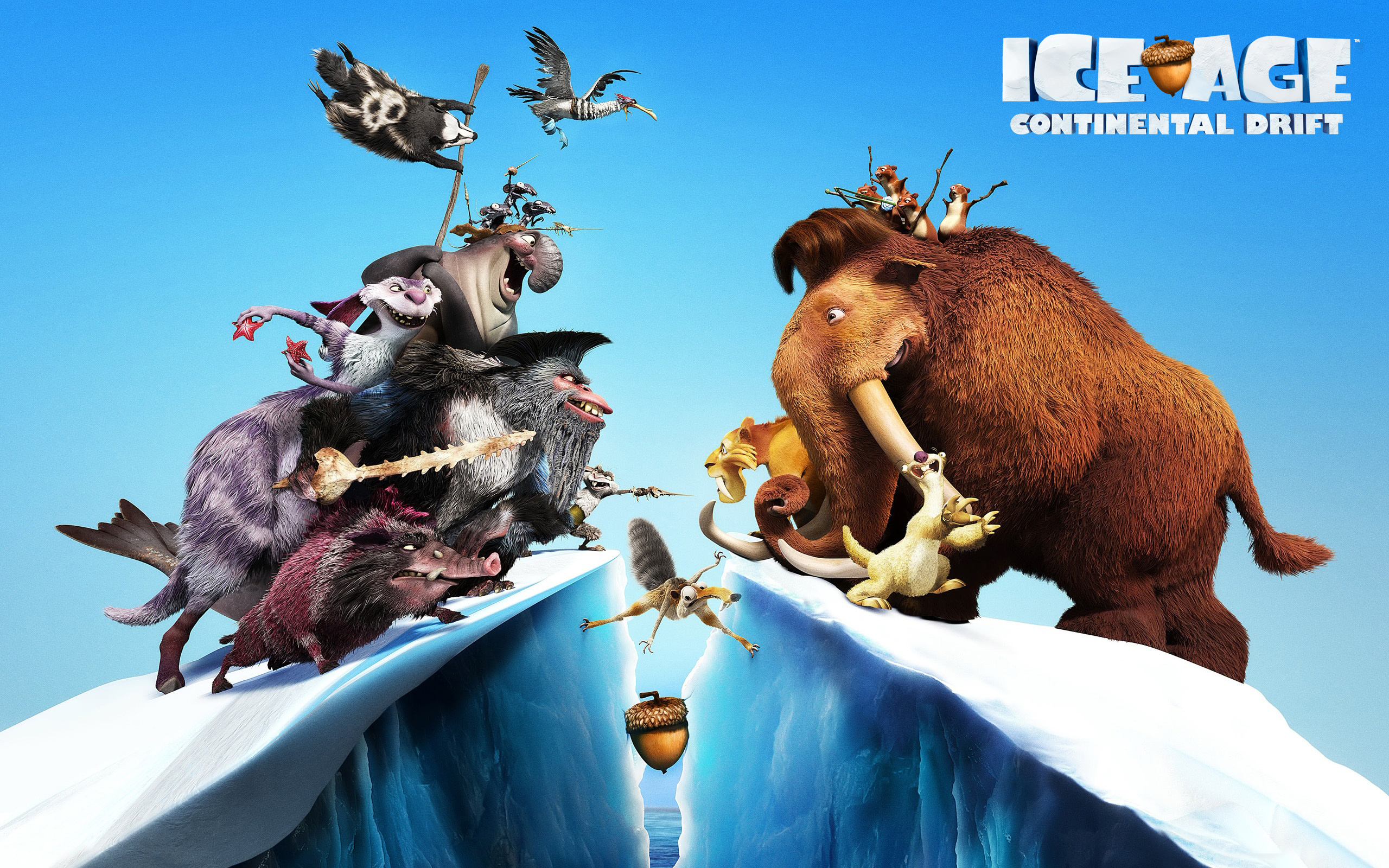 Ice Age 4 Continental Drift wallpaper 11
