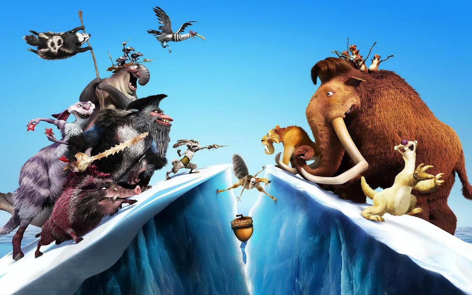Ice Age 4 Continental Drift wallpaper 9