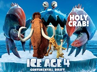 Ice Age 4 Continental Drift wallpaper 1