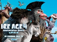 Ice Age 4 Continental Drift wallpaper 10