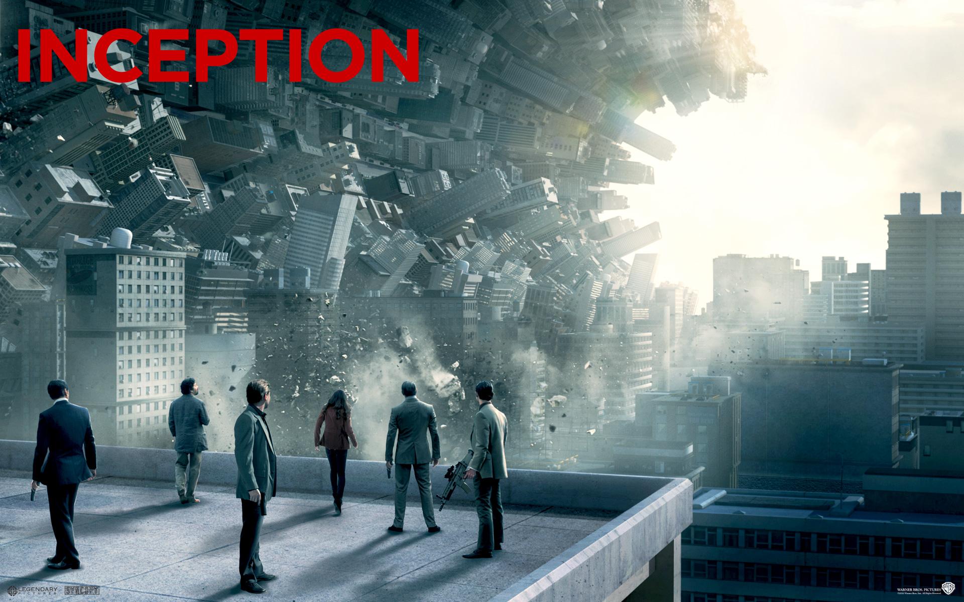 Inception wallpaper 2