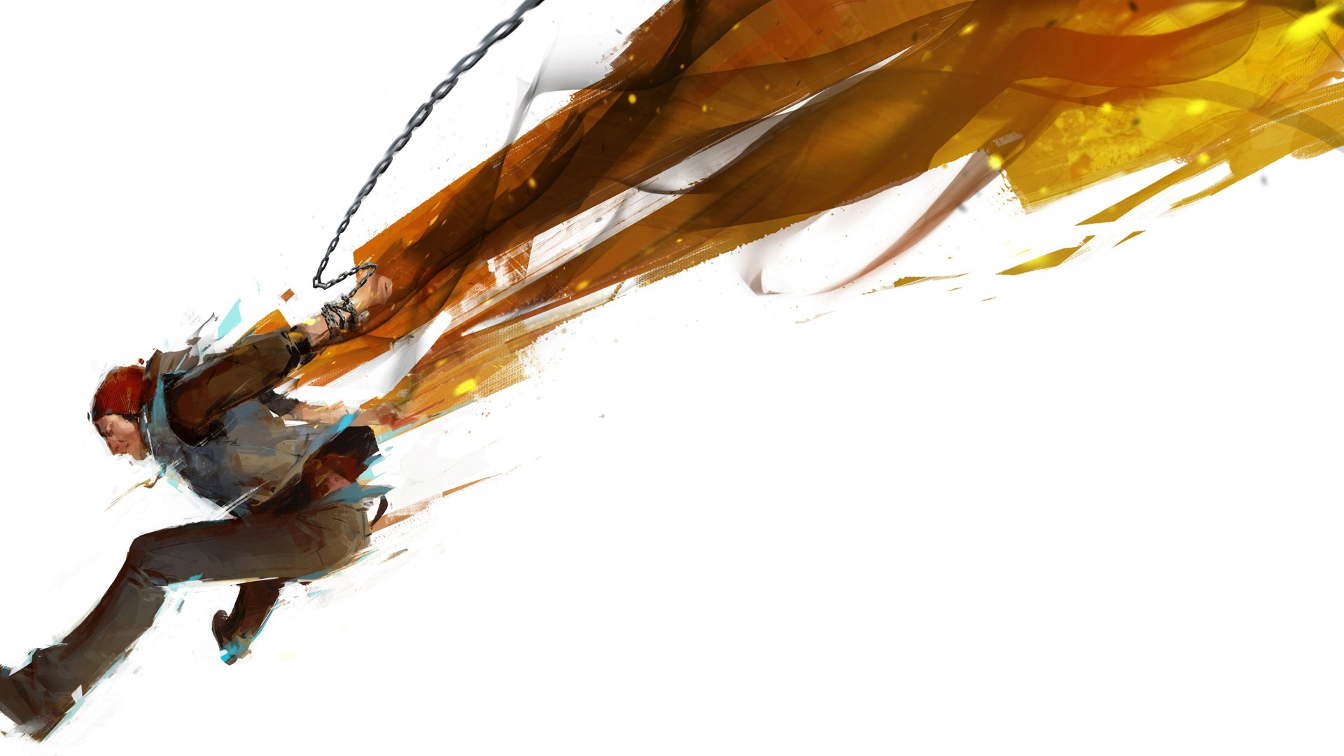 Infamous Second Son wallpaper 3