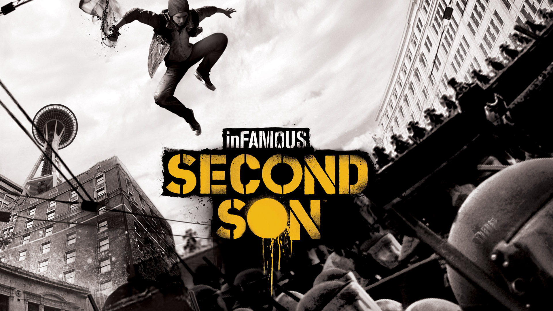 Infamous Second Son wallpaper 7