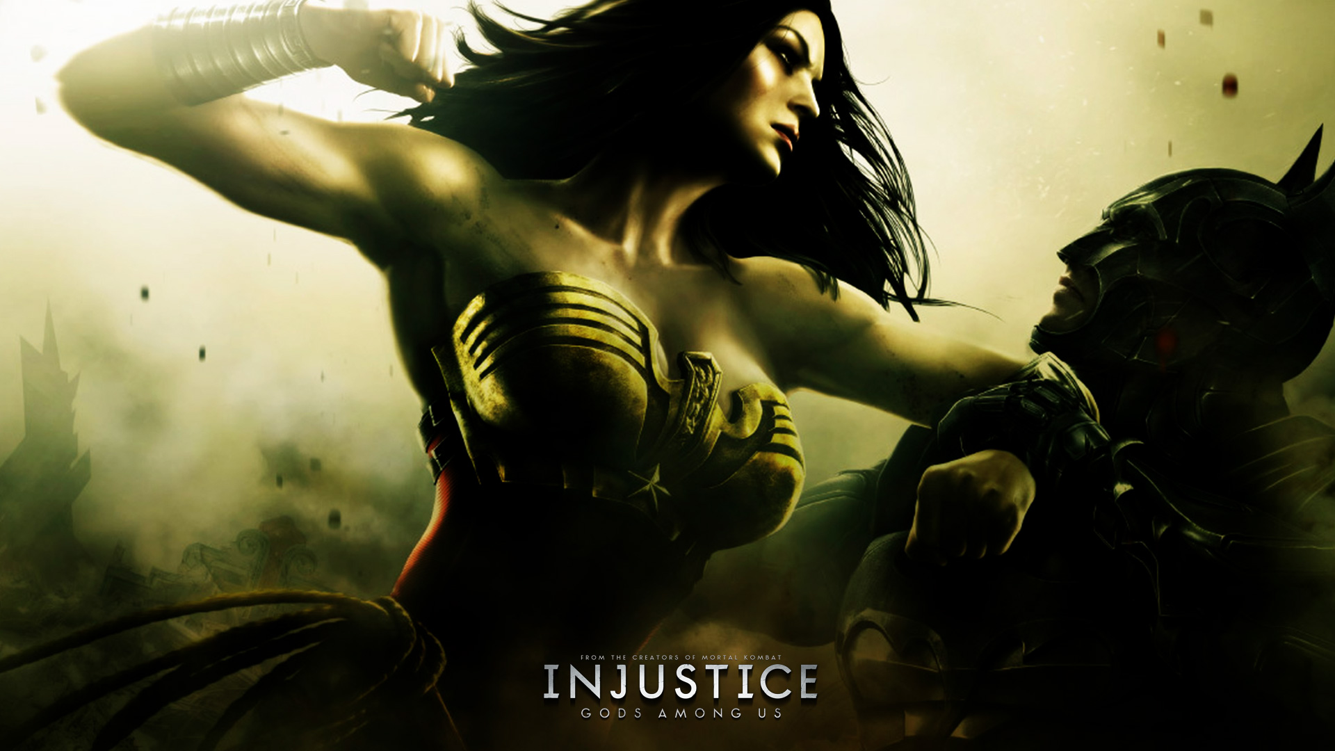 Injustice Gods Among Us wallpaper 3