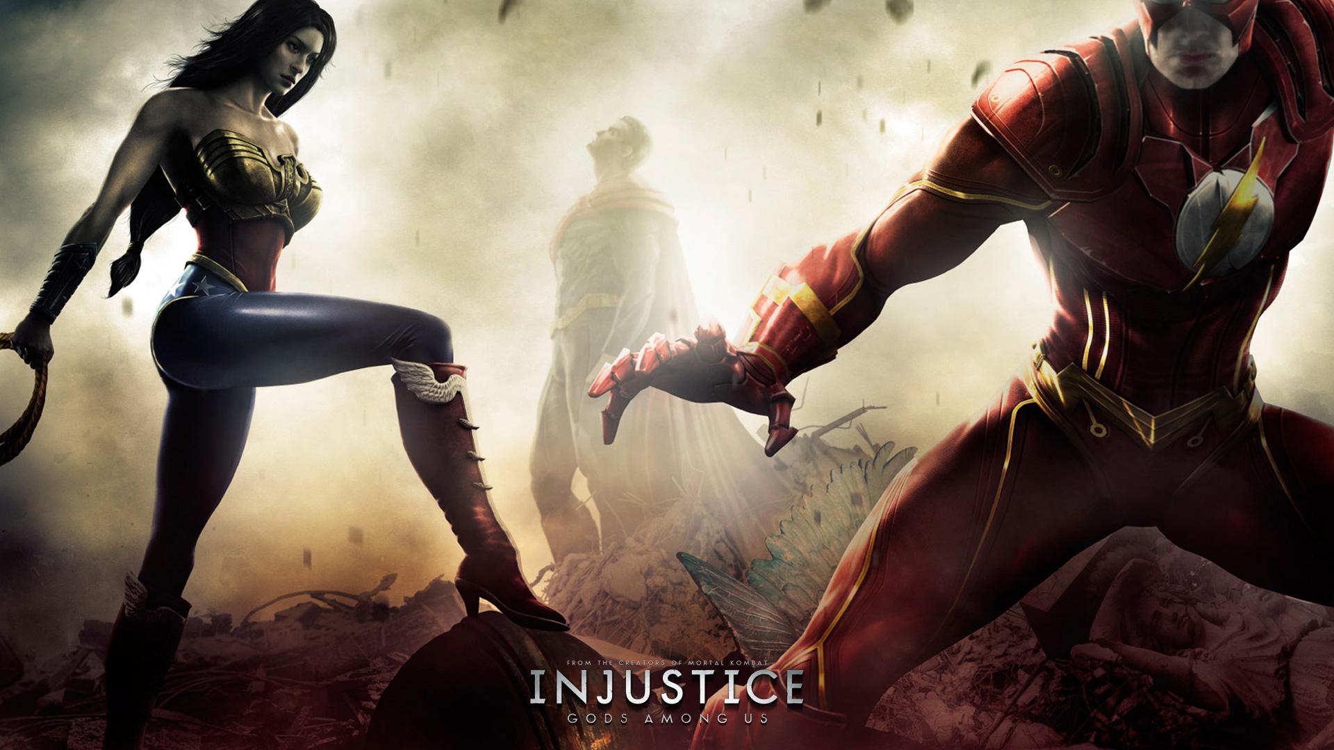 Injustice Gods Among Us wallpaper 6