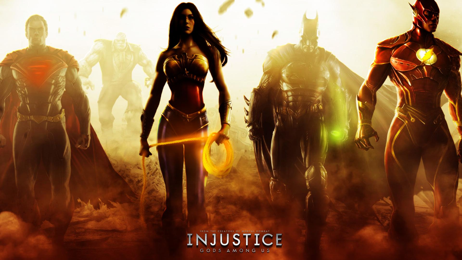 Injustice Gods Among Us wallpaper 7