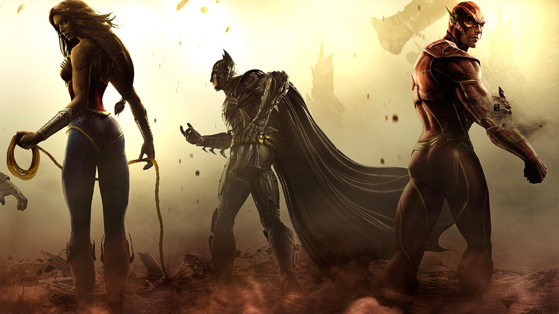 Injustice Gods Among Us wallpaper 9
