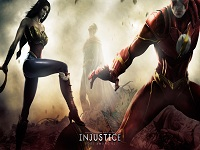 Injustice Gods Among Us wallpaper 6