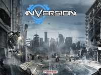 Inversion wallpaper 1