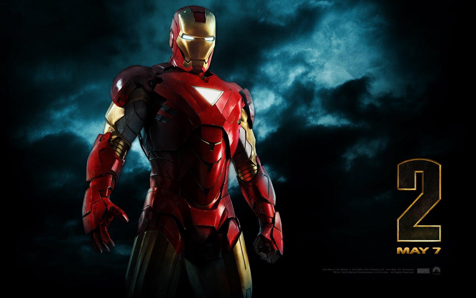 Iron Man 2 wallpaper 7