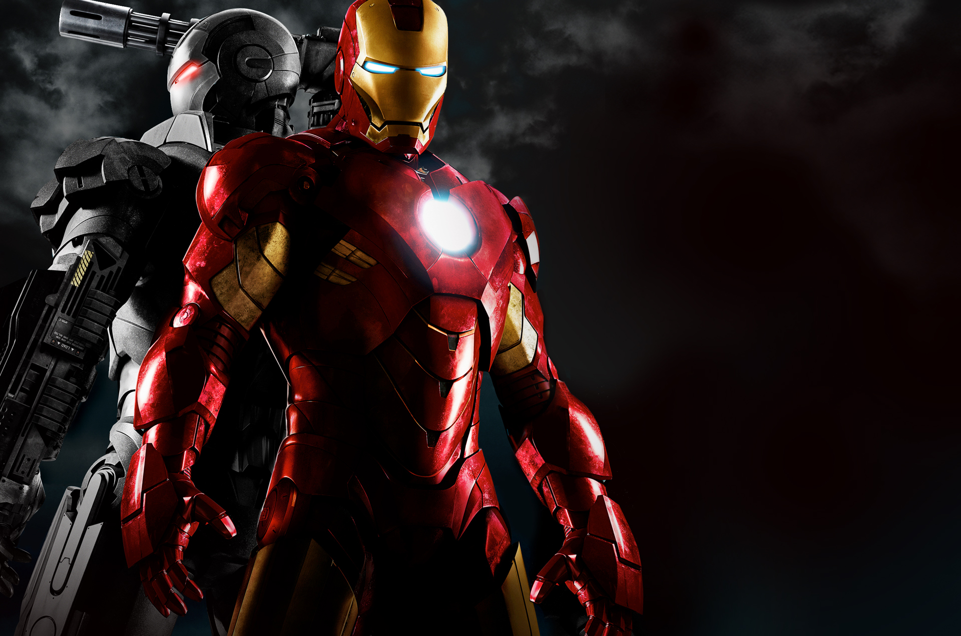 Iron Man 2 wallpaper 8
