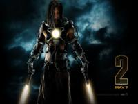 Iron Man 2 wallpaper 11