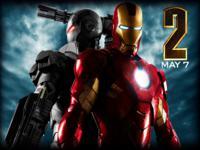 Iron Man 2 wallpaper 3