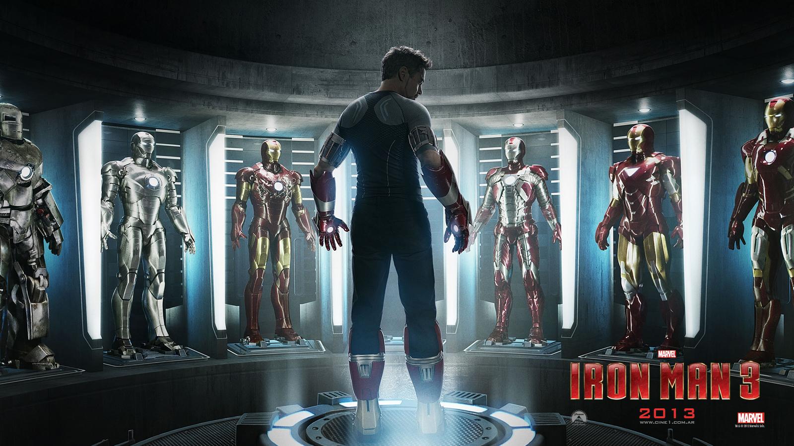 Iron Man 3 wallpaper 5