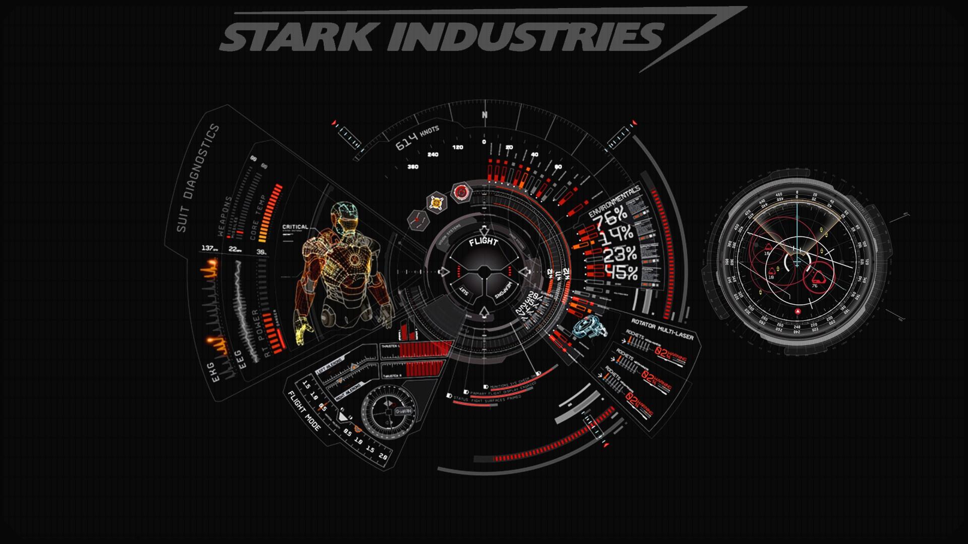 Iron Man 3 wallpaper 7