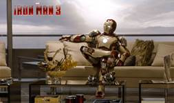 Iron Man 3 wallpaper 12