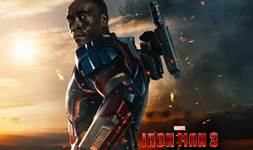 Iron Man 3 wallpaper 15