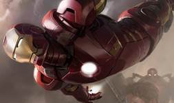 Iron Man 3 wallpaper 20