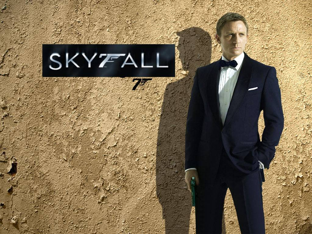 james bond 007 skyfall wallpaper 1 | wallpapersbq