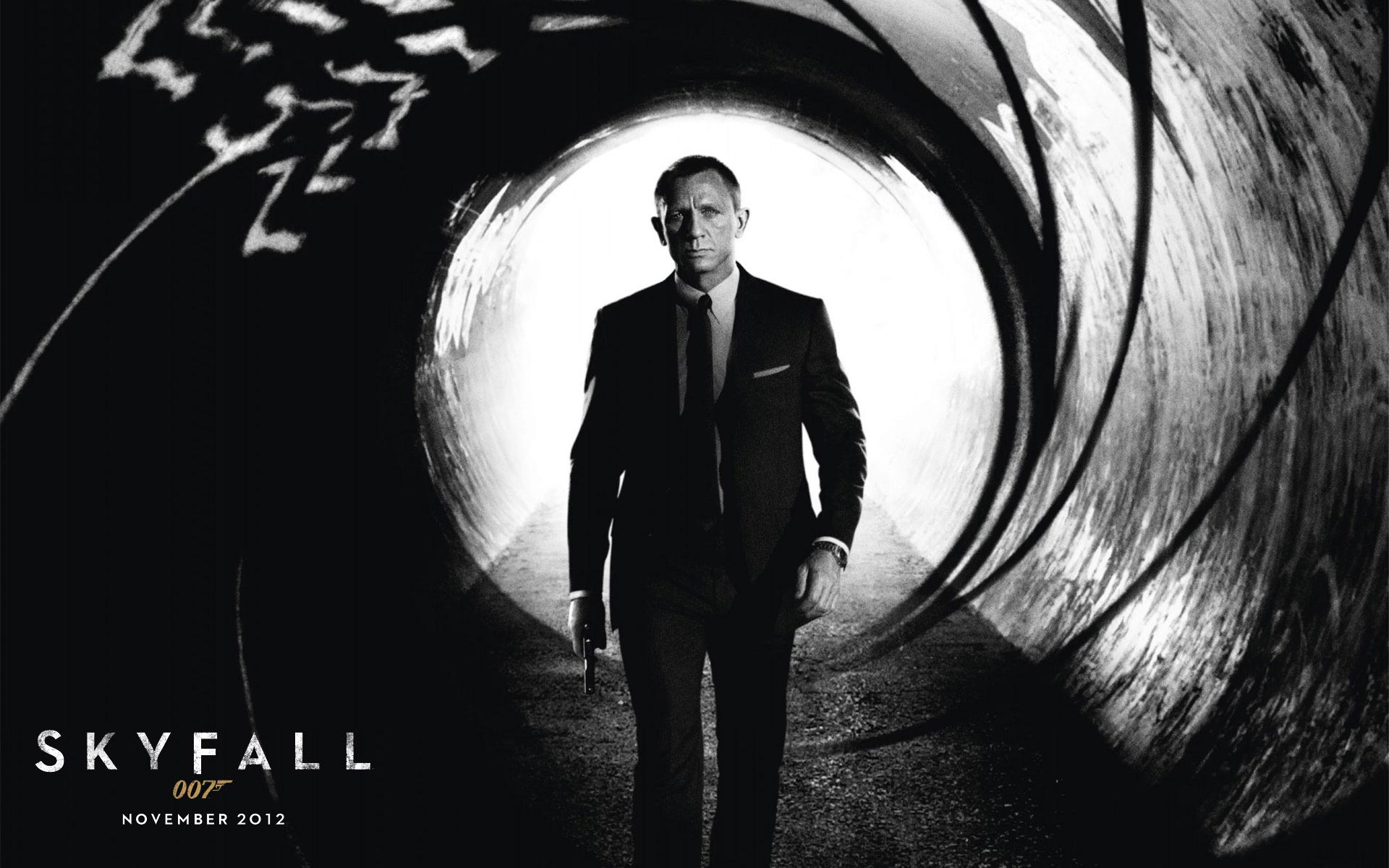 James Bond 007 Skyfall wallpaper 11