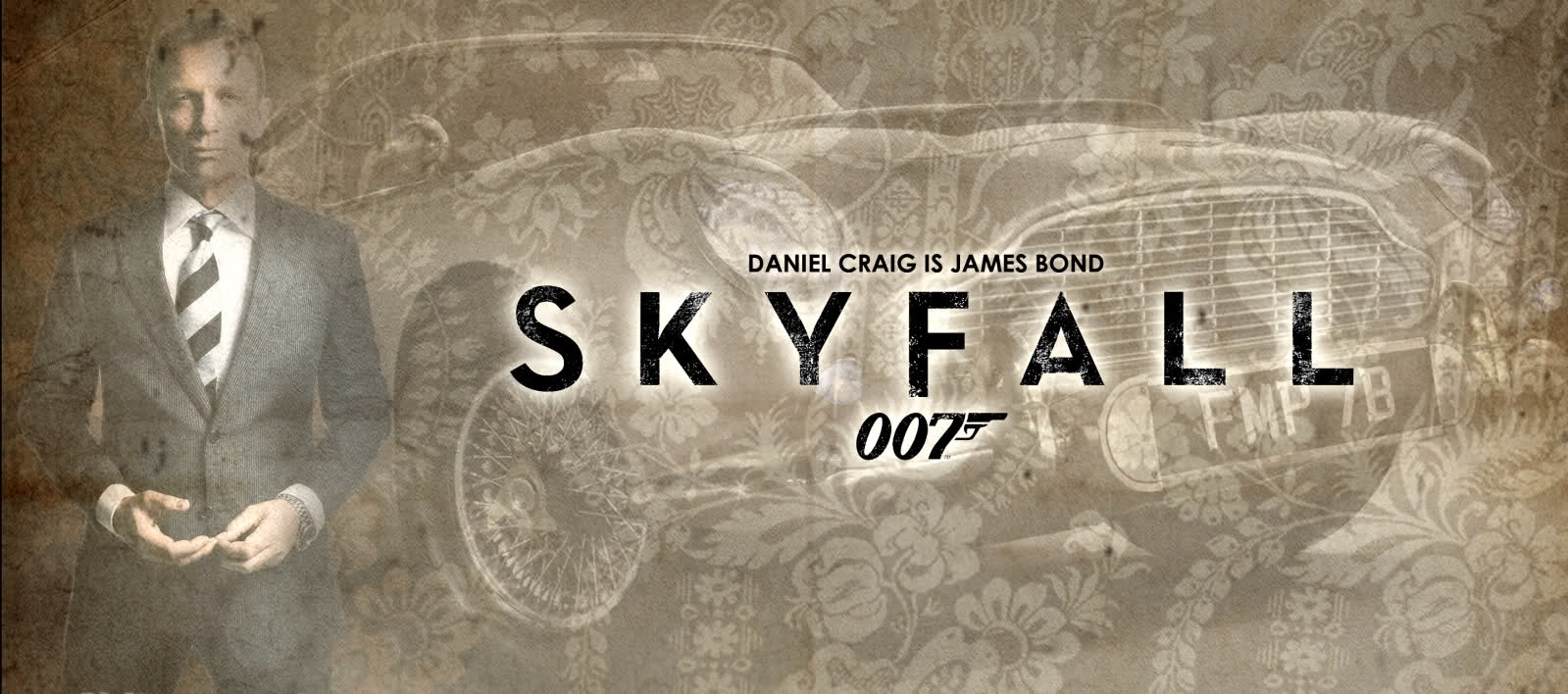 James Bond 007 Skyfall wallpaper 6