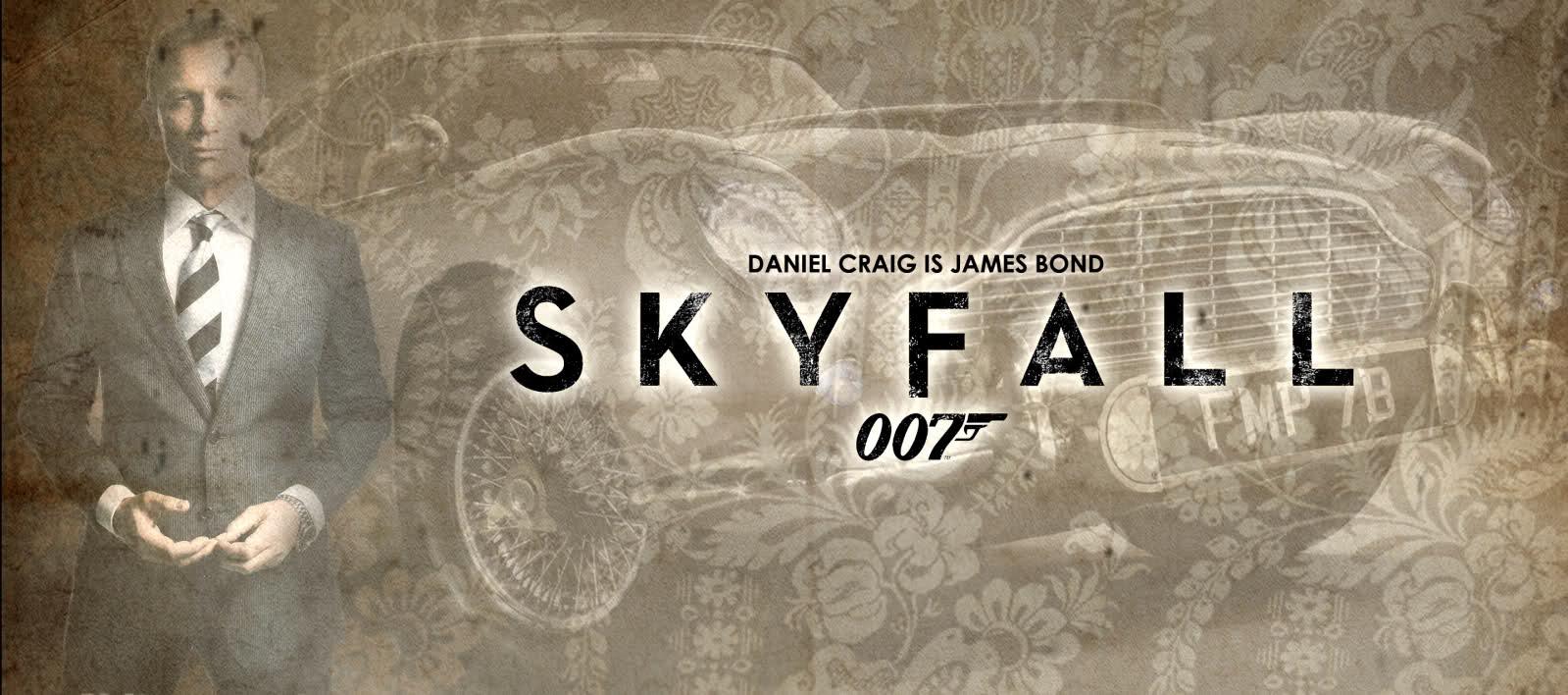 Home Downloads Wallpaper James Bond 007 Skyfall Wallpaper Pack