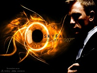 James Bond 007 Skyfall wallpaper 2
