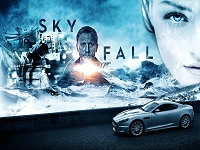 James Bond 007 Skyfall wallpaper 8