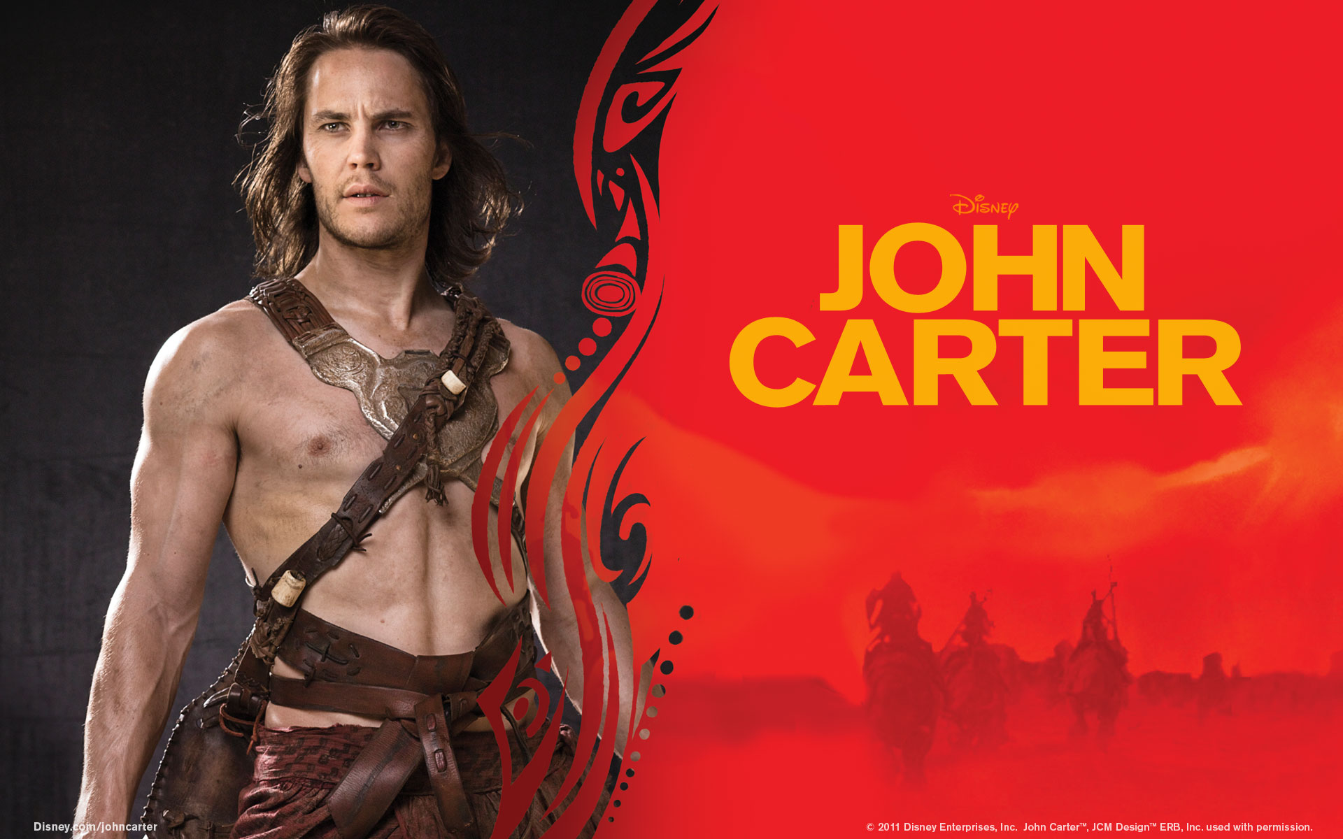John Carter wallpaper 3